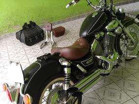 Yamaha Virago535 Customizada
