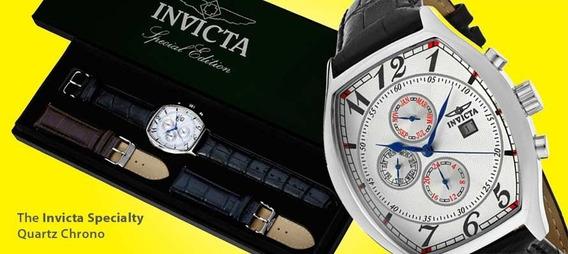 Relógio Invicta Modelo Specialty