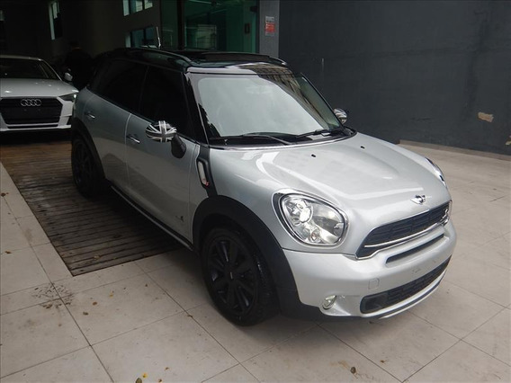 Mini Countryman Countryman S All4 Top 2015 Prata