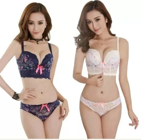 81a0bbeace Coordinado Tania Hello Kitty Boyleg Panty Bra Mod 5455 5456 - Ropa ...