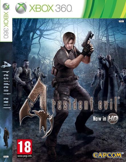 Resident Evil 4 Xbox 360 Game Digital Original