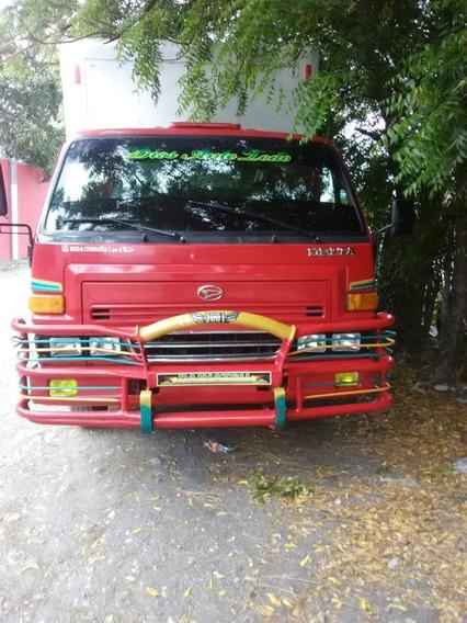 Camión Daihatsu Cama Larga Cara Ancha De Oportunidad