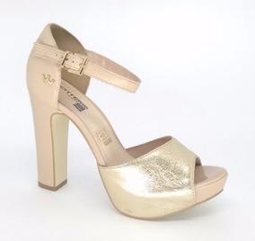 10e77f0e9e Sandalia Femininas - Sandálias Bottero para Feminino Dourado escuro ...