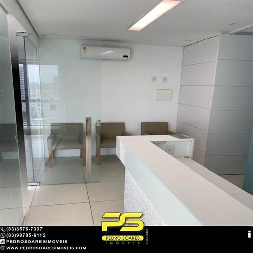 Sala À Venda, 53 M² Por R$ 420.000 - Miramar - João Pessoa/pb - Sa0299