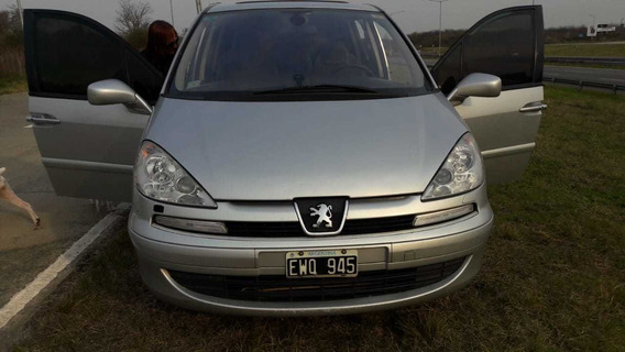 Peugeot 807 2006 2.0 St Hdi 7 As