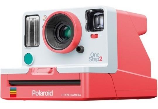 Câmera Instântanea Polaroid Onestep 2 Envio Hoje Rosa - Nfe