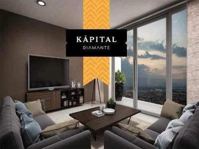 Departamento Venta Torre Ankara Kapital Diamante $3057,034 Dingar Eqg