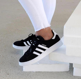 adidas campus w mujer negras
