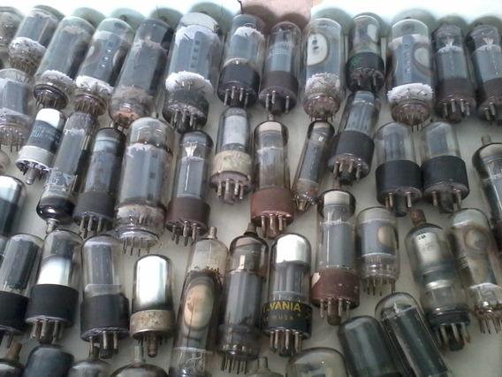 405 Válvulas Eletrônicas Anos 50/60/70 - Lote -