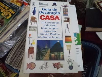 Revista Guia De Decoração Casa Claudia Casa Claudia