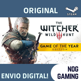 The Witcher 3 Pc Game Of The Year Edition Original Steam