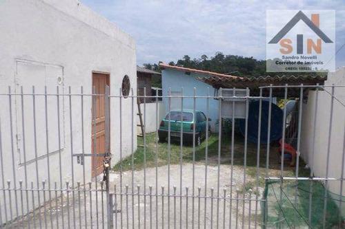 Terreno À Venda, 500 M² Por R$ 250.000,00 - Caputera - Arujá/sp - Te0018