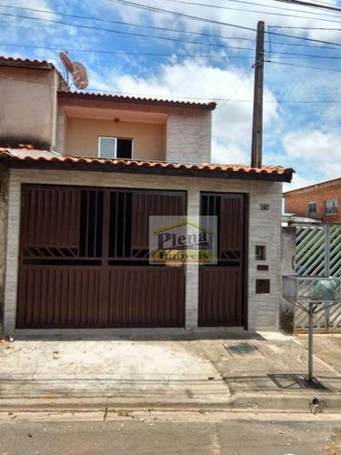 Sobrado Com 4 Dormitórios À Venda, 100 M²  - Jardim Dos Ipês - Sumaré/sp - So0893