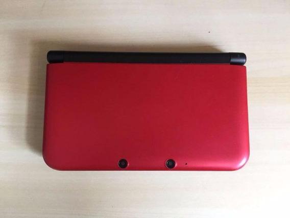 Nintendo 3ds Xl Desbloqueado Com Varios Jogos