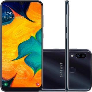 Celular Samsung Galaxy A30, 64gb, Tela 6.4