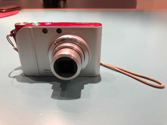 Máquina Fotográfica Samsung Nv100 Hd