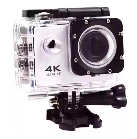 Câmera Action Gopro Ultra 4k Sport Wifi Hd Prova Dágua