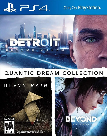 ..:: Quantic Dream Collection ::.. Para Ps4 En Game Center