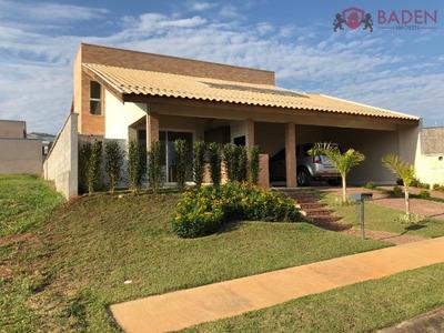 Casa Residencial, Em Condomínio Fechado, 3 Suítes - Ca01159