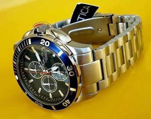 Relógio Náutica - Mde8697