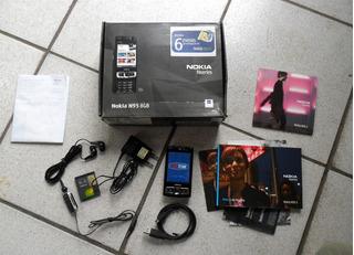Nokia N95 8gb - Excelente Estado - Op. Tim
