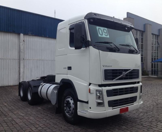 Volvo Fh 12 400 So O Cavalo Ano 2008