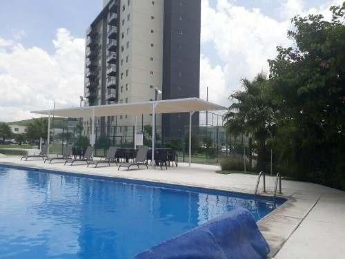 Lomelin Br | Departamento Amueblado | 2 Habitaciones + Terraza | Habitarea Towers Juriquilla | Departamento En Renta