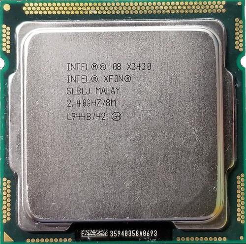Core I7 870 = X3430 Quad Core 4.0ghz 1156 O Melhor!