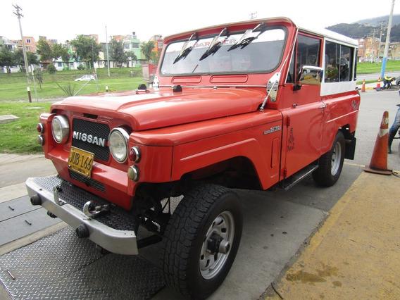 Nissan Patrol Lg 60