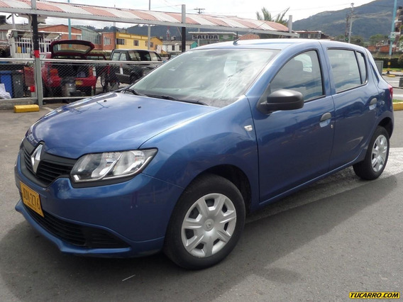 Renault Sandero 1.6 Mt