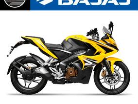 Moto Bajaj Pulsar Rouser Rs 200 200rs Dni 0km Urquiza Motos