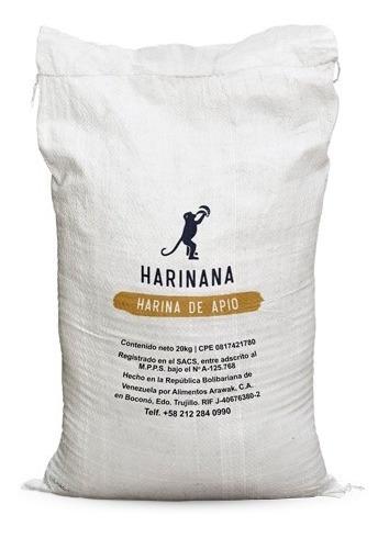 Harina De Apio Sin Gluten 20 Kg
