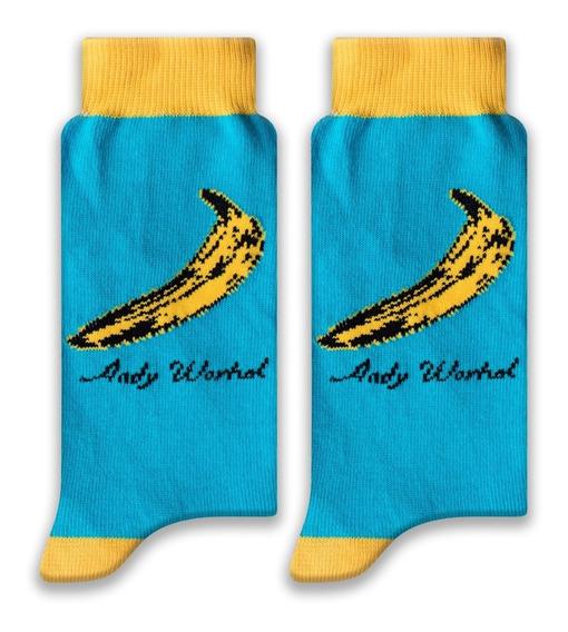 Medias De Algodón Andy Warhol The Velvet Underground