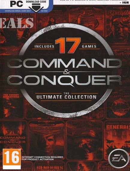 Command & Conquer Ultimate - Pc (origin Key)
