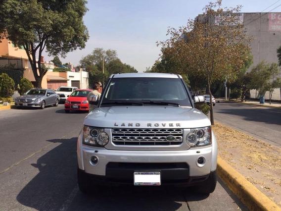 Land Rover Lr4 Hse 2013 Blindada (3 Plus) Plata