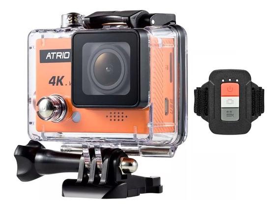 Câmera Action Sport Atrio Filma 4k Prova D
