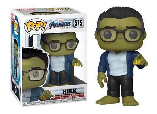Funko Pop Marvel Avengers Endgame Hulk 575 Nuevo Vdgmrs