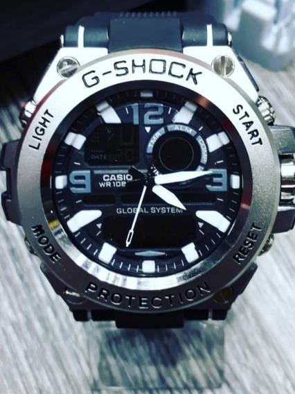 Promoção Relógio G-shock Casio Caixa De Metal