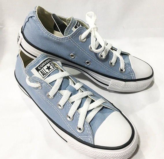 Tenis Converse All Star Chuck Taylor Azul -original