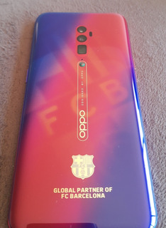 Ofertão! Oppo Reno 10x Zoom Barcelona Edit, 256 Gb-8 Gb Ram!