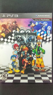 Kingdom Hearts Hd 1.5 Remix Limited Edition Ps3 -wird Us-