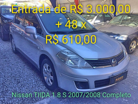 Nissan Tiida 1.8 S 16v Gasolina 4p Manual