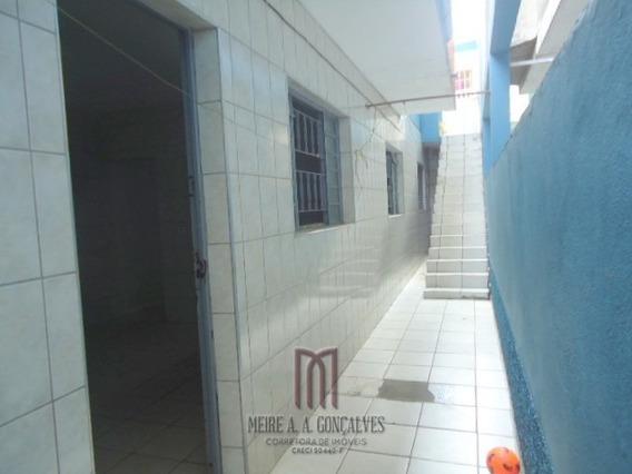 Casa Para Renda Pq. Continental Ii Guarulhos/ Sp - 260-1