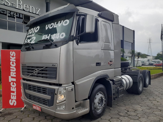 Volvo Fh440 Selectrucks = Mb 2540
