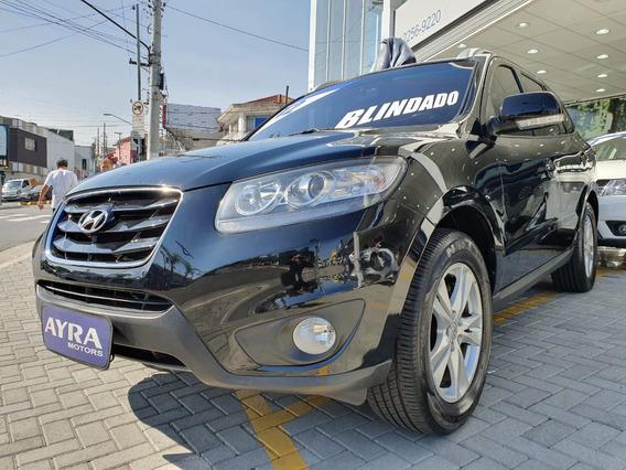 Hyundai Santa Santa Fé Gls 3.5 V6 4x4 Tiptronic (7 Lugar...