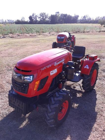 Tractor Hanomag De 35 Hp