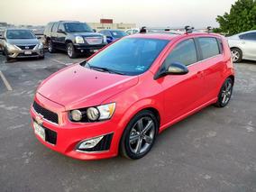Chevrolet Sonic Rs 2014