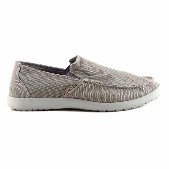 Alpargata Hombre Crocs Tela Goma Confort - Hcal00723
