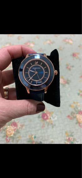 Relógio Feminino Swarovski Original Nunca Usado.