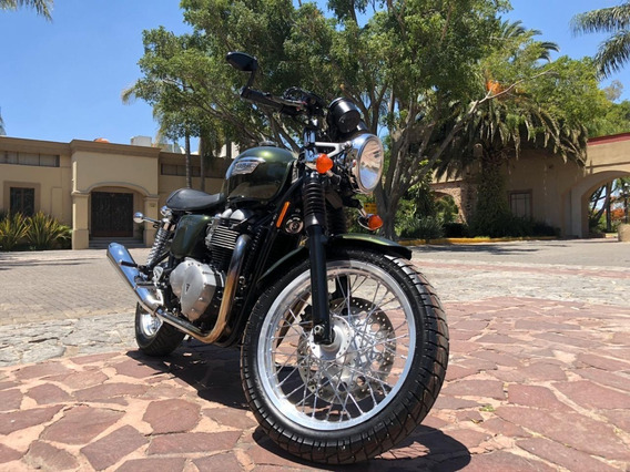 Moto Triumph 2014 Truxthon 900cc Triumph Truxthon 900cc Moto